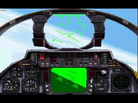 F-14 Fleet Defender - UFO mission, (take 3 - Cuban MIGs-21) |