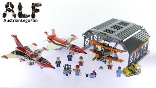 Lego City 60103 Airport Air Show - Lego Speed Build Review