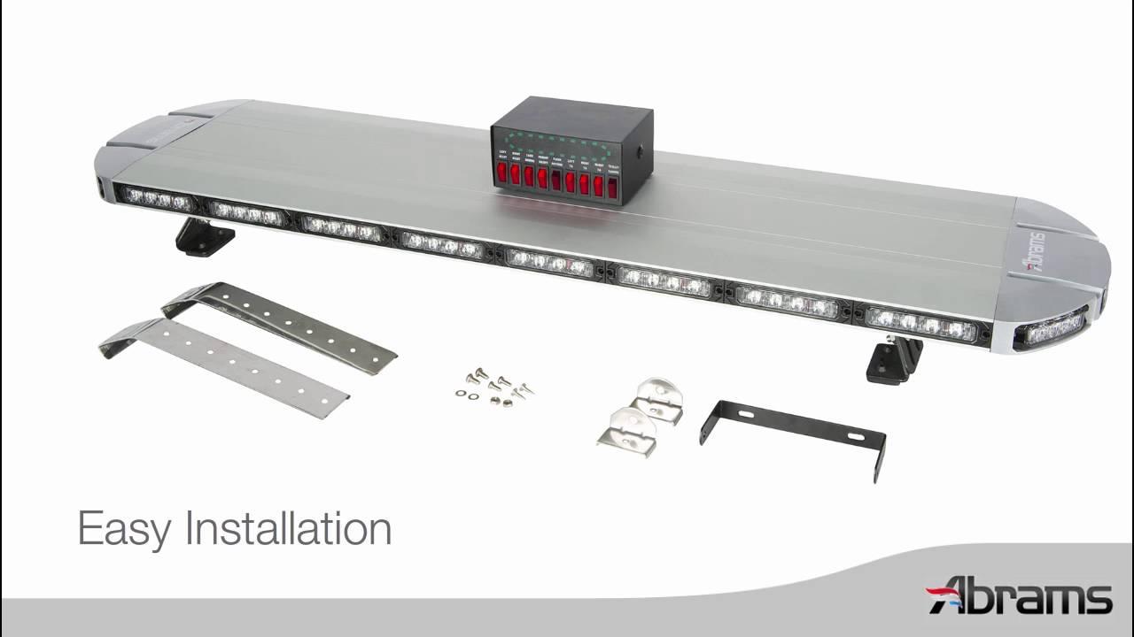 Speedtech Lights 27 Inch K Force Light Bar Wiring Diagram from i.ytimg.com