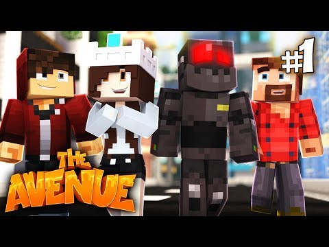 MOVING TO THE NEW CITY | The Avenue SMP Ep.1