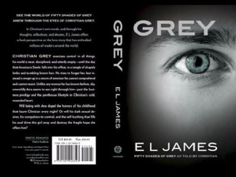 Livro Grey Cinquenta Tons de Cinza pelos Olhos de