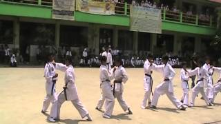 Demo Karate SMPN 7 Surabaya