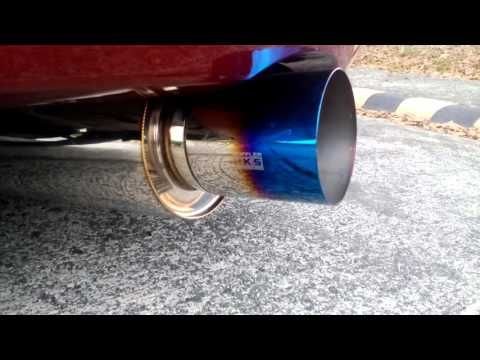 Lancer EX HKS big can muffler