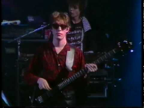 The Ghost in You - The Psychedelic Furs - La Edad de Oro, Madrid 1984