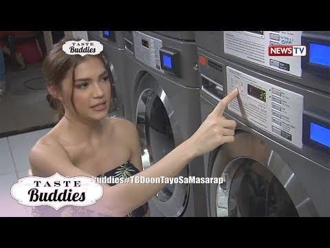 Taste Buddies: A self-service laundromat