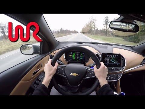 2016 Chevrolet Volt Premier - WR TV POV Test Drive
