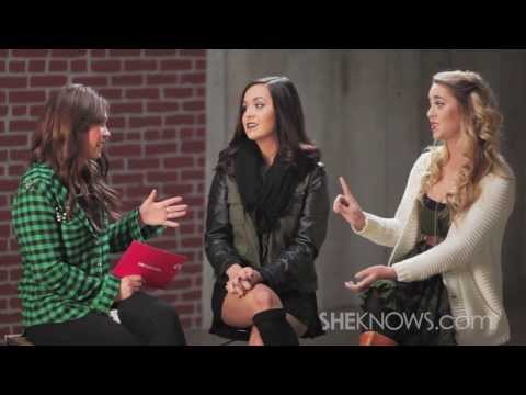 Megan and Liz Talk About Upcoming Album - Celebrity Interview
