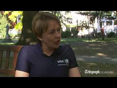 Tanni Grey-Thompson reflects on London 2012 'legacy'