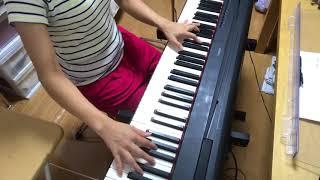 モンテクリスト伯テーマ曲、ディーン・フジオカさんの「echo」をピアノ...