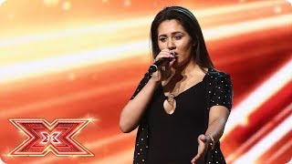 Taliah brings it home | Boot Camp | The X Factor 2017