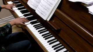 Kingdom Hearts - 1st Mov. : Sora - Allegro con brio (Piano Collections)
