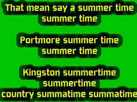 Vybz Kartel - SummerTime Part 2 Lyrics (Follow @DancehallLyrics )
