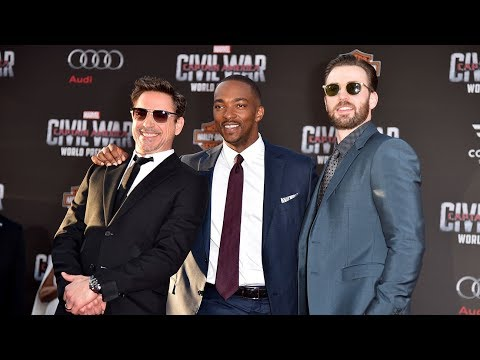 CAPTAIN AMERICA Civil War - It's Pictures...