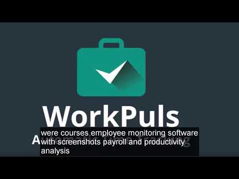 TOP 10 Best Employee Monitoring Software 2018 HD Youtube from YouTube · Duration:  3 minutes 21 seconds
