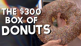 THE MOST EXPENSIVE DONUT IN TIM HORTON'S HISTORY!!