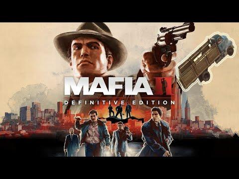 Mafia 2 Definitive Edition Truck Driving | Mafia Trilogy |
