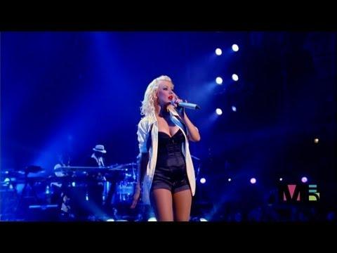 Christina Aguilera - Candyman Back To Basics Live And Down Under