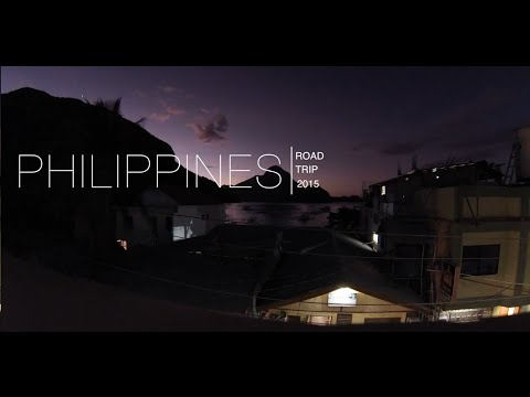 RoadTrip Philippines 2015 - one month of discovery