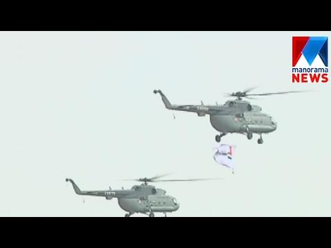 Air force air show thrills Bengaluru | Manorama News - YouTube