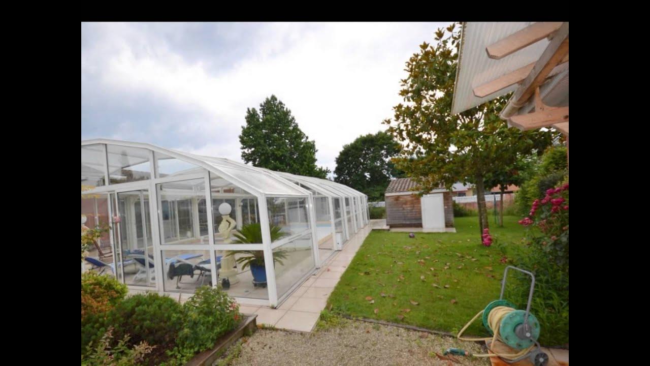 maison à vendre ychoux - landes 348 000 €
