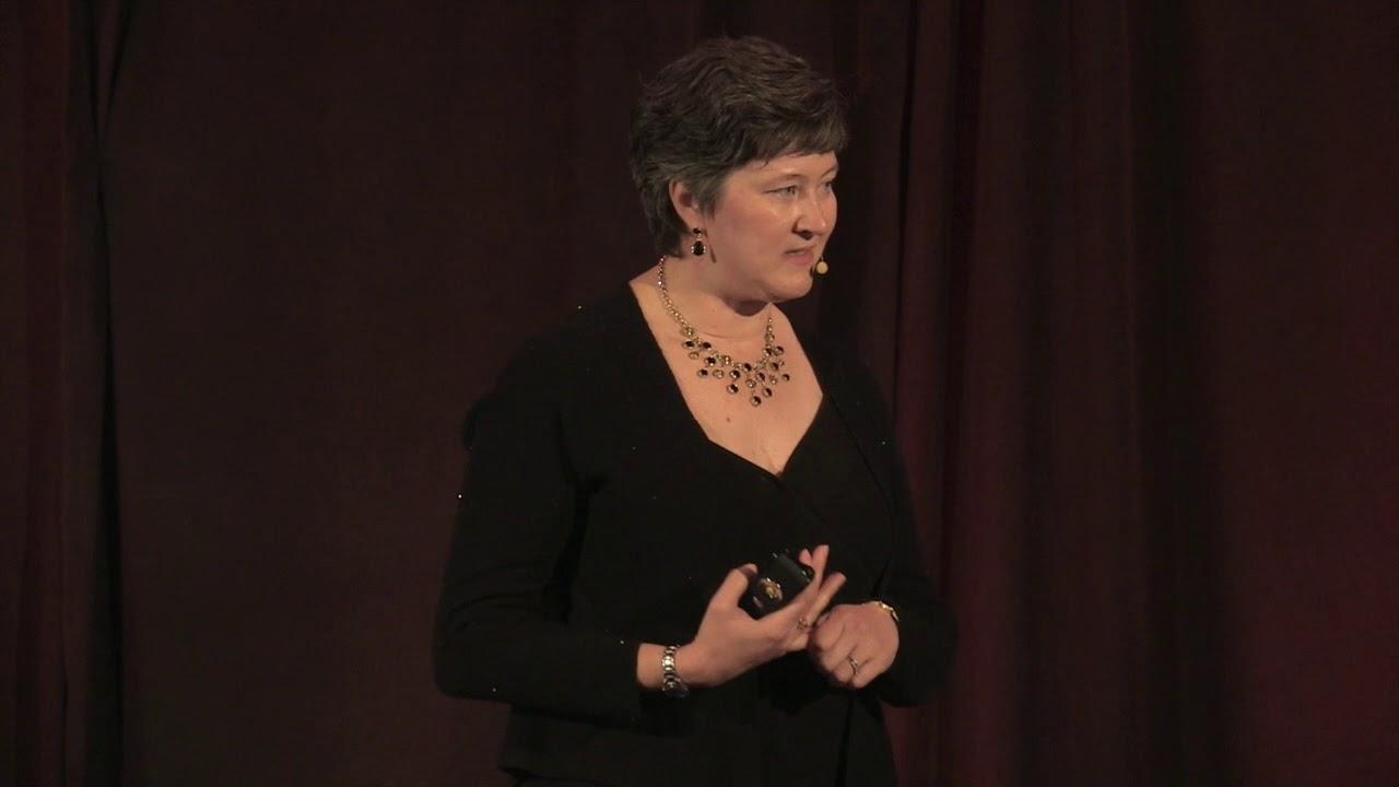 Building a Bridge to Financial Literacy | Brett Costello | TEDxEasthamptonWomen