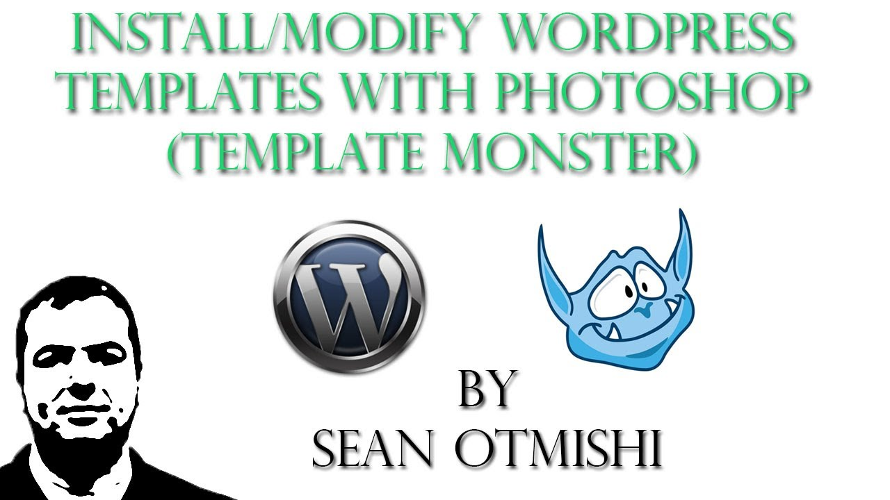 How to setup wordpress engine and install a template? [part 2.