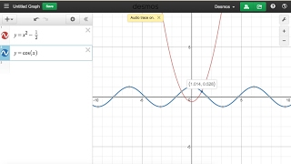 Accessibility Features in the Desmos Graphing Calculator