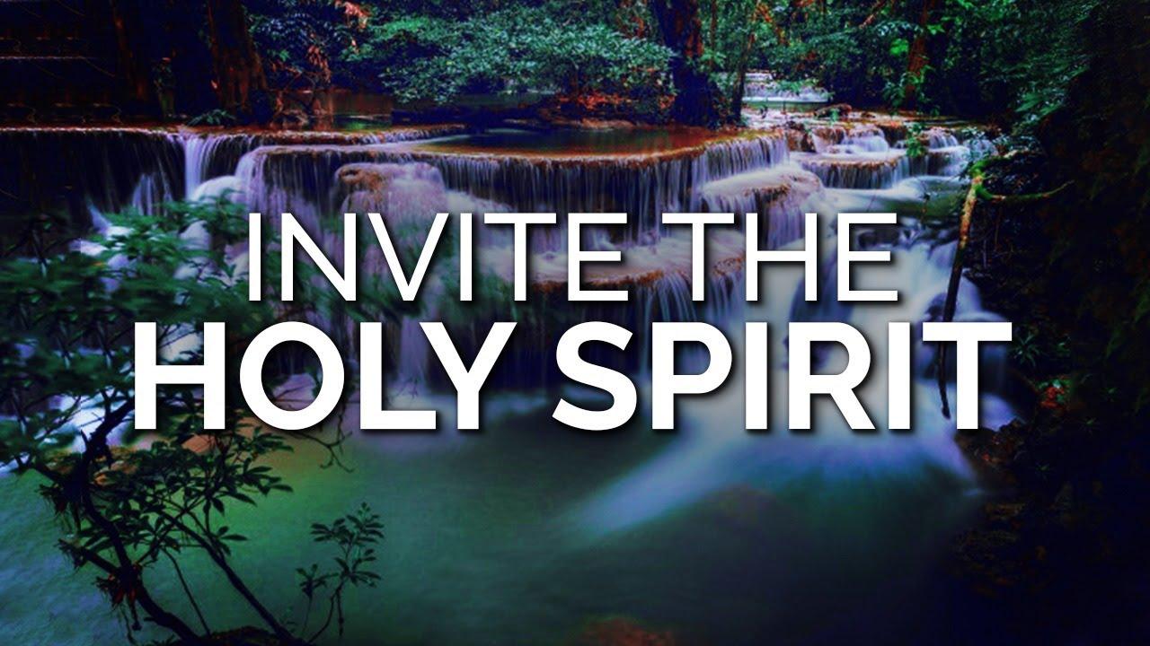 Holy Spirit Bible Verses That Invites God's Presence (Encouraging Scriptures)
