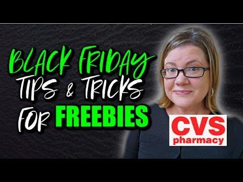 CVS BLACK FRIDAY TIPS & TRICKS FOR FREEBIES | Savvy Coupon Shopper