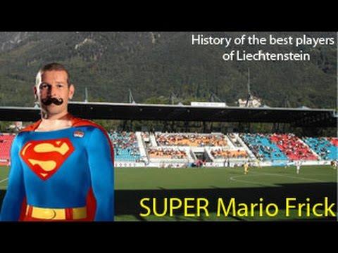"""SUPER MARIO FRICK"" Best Football player: Historia del fútbol en Liechtenstein."
