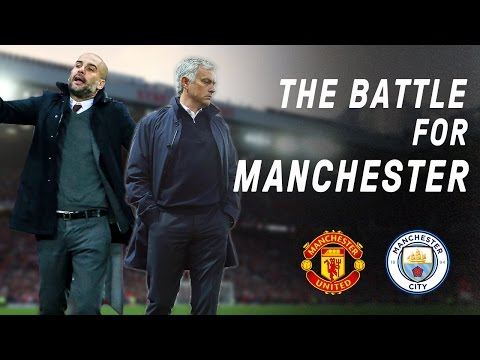 How Manchester Became The Centre Of World Football