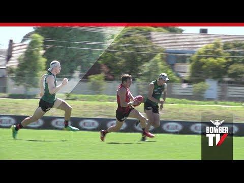 BTV: AFLX | First training run