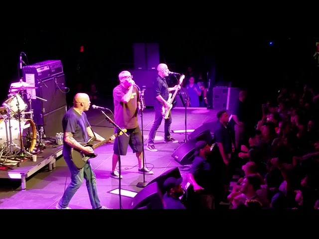 Descendents - Live @ The Ritz, Raleigh NC 5/26/2018