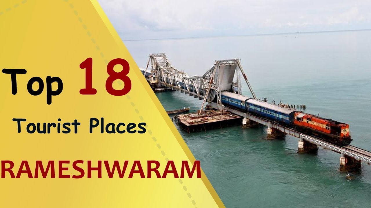 Quot Rameshwaram Quot Top 18 Tourist Places Rameshwaram Tourism