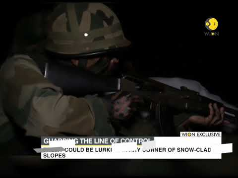 This is how the Indian Army guards the Line of Control in Jammu and Kashmir