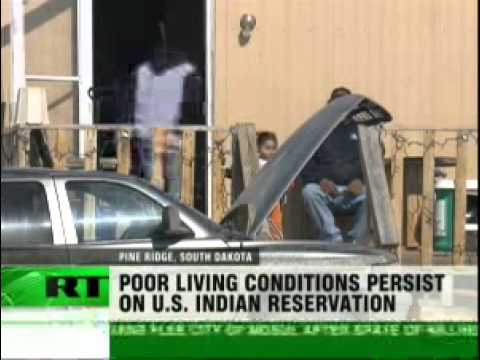 Native Americans Living in Desperate Poverty