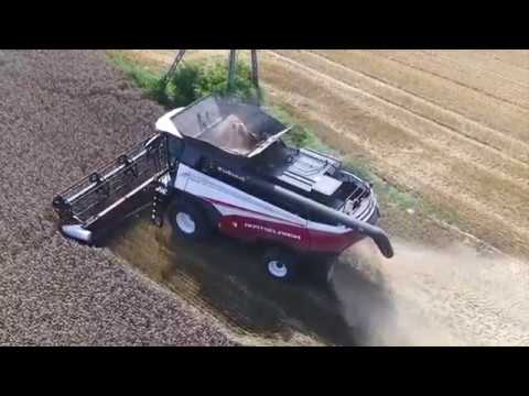 Czy rolnik powinien kupić duży kombajn od Rostselmash na 😲 400 hektarów 😲 Torum 770