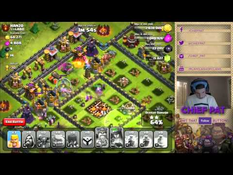 Clash of Clans - I Hate Troop AI (Larry!)