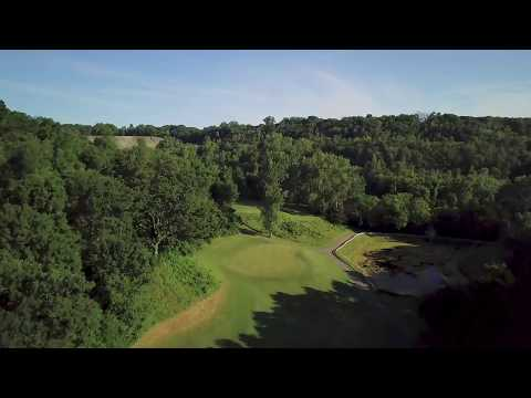 The Highlands - Mississippi National Golf Links (Red Wing, MN) - (4k)