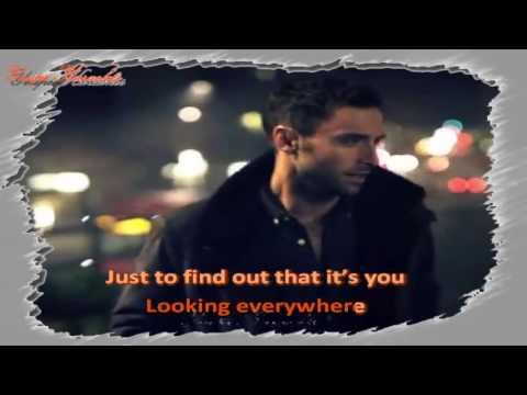 Karaoké - Måns Zelmerlöw - Should've Gone Home Je ne suis qu'un homme