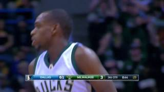 Dallas Mavericks vs Milwaukee Bucks || FULL HIGHLIGHTS || Apr 02, 2017 || NBA