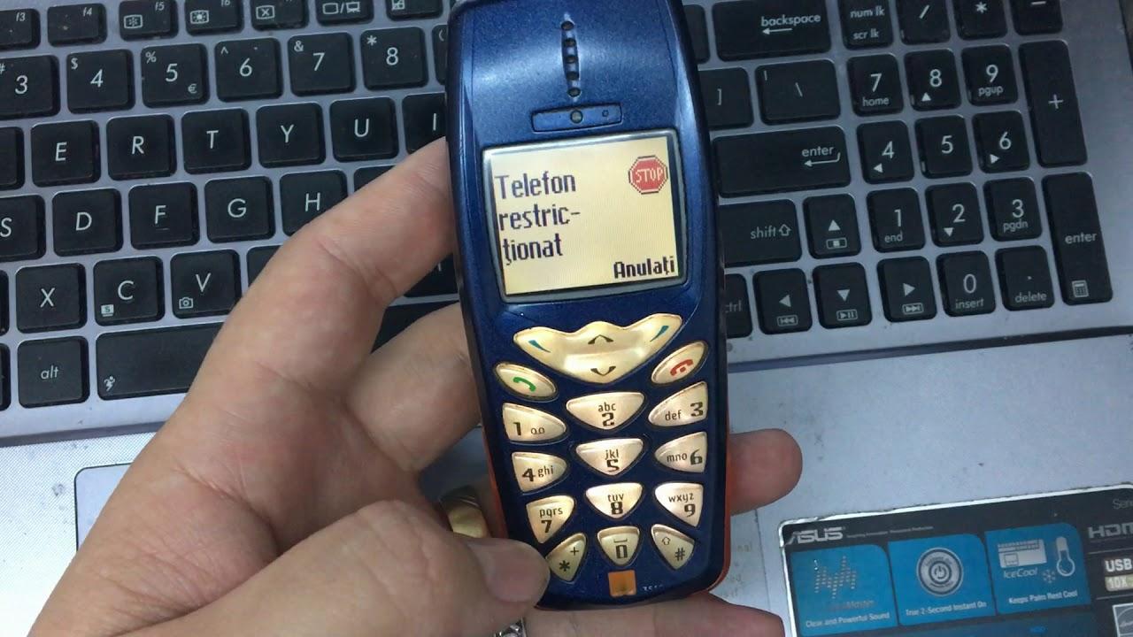 Unlock Free Nokia 3510i Youtube