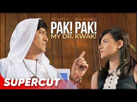 Pak! Pak! My Dr. Kwak! | Vic Sotto and Bea Alonzo | Supercut