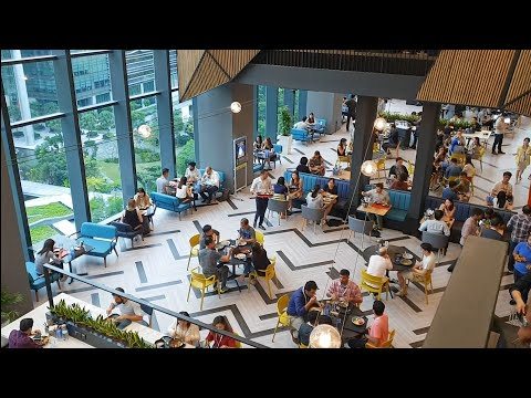 Chuyện lạ #7: Căng-tin Google APAC Singapore sang ngon hơn cả buffet 5-star hotels