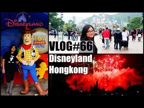 TRAVEL VLOG#66 - A Magical Experience at Disneyland | HongKong