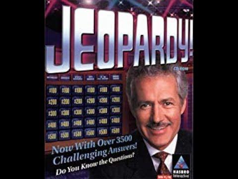 Jeopardy! 1998 PC ORIGINAL RUN Game #8