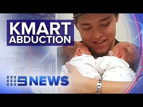 Man Pleads Guilty To Kidnapping 7-yr-old Girl From Brisbane Shopping Centre | Nine News Australia