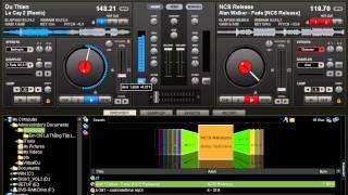 Cover DJ Virtual Lệ Cay.