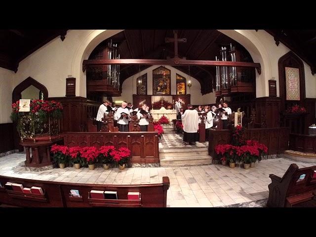 Christmas Eve Midnight Mass 12.24.19