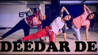 Deedar De | Dance Choreography by Shania Rawther